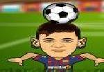 Neymar Hoofd Voetbal