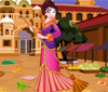Princess Mulan Market Cleaning